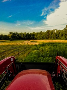 tractor view