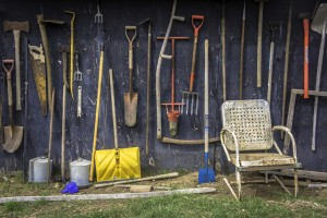 Sweet Acre Farm tools