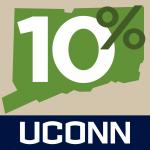 10% logo